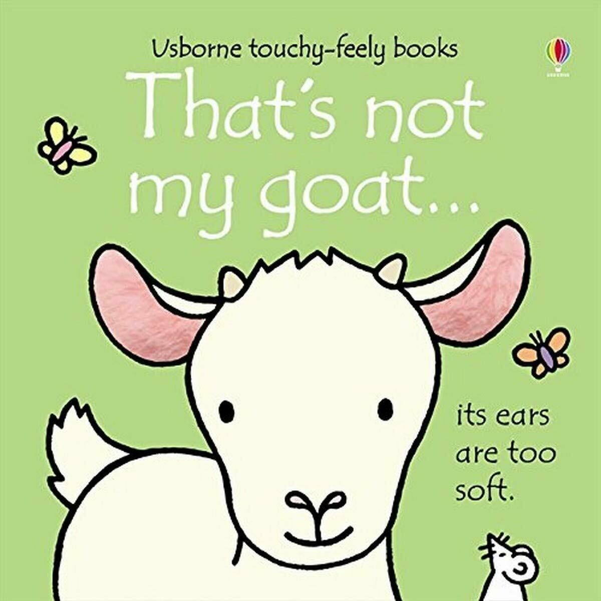 That's Not My Goat - Board Book