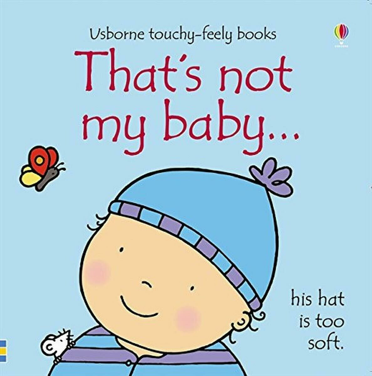 That's Not My Baby *Boy*  - Board Book