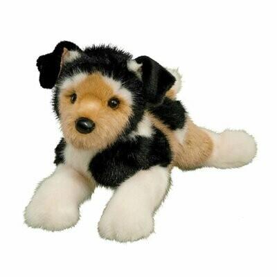 Moses - Terrier Mutt - 18 inch - Deluxe Douglas Plush