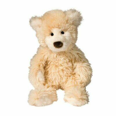 Brulee - Cream Bear  - 9 inches - Douglas Plush