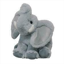 Everlie Elephant  - Softie - Douglas Plush