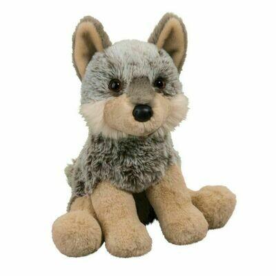 Albie Wolf - Softie - Douglas Plush