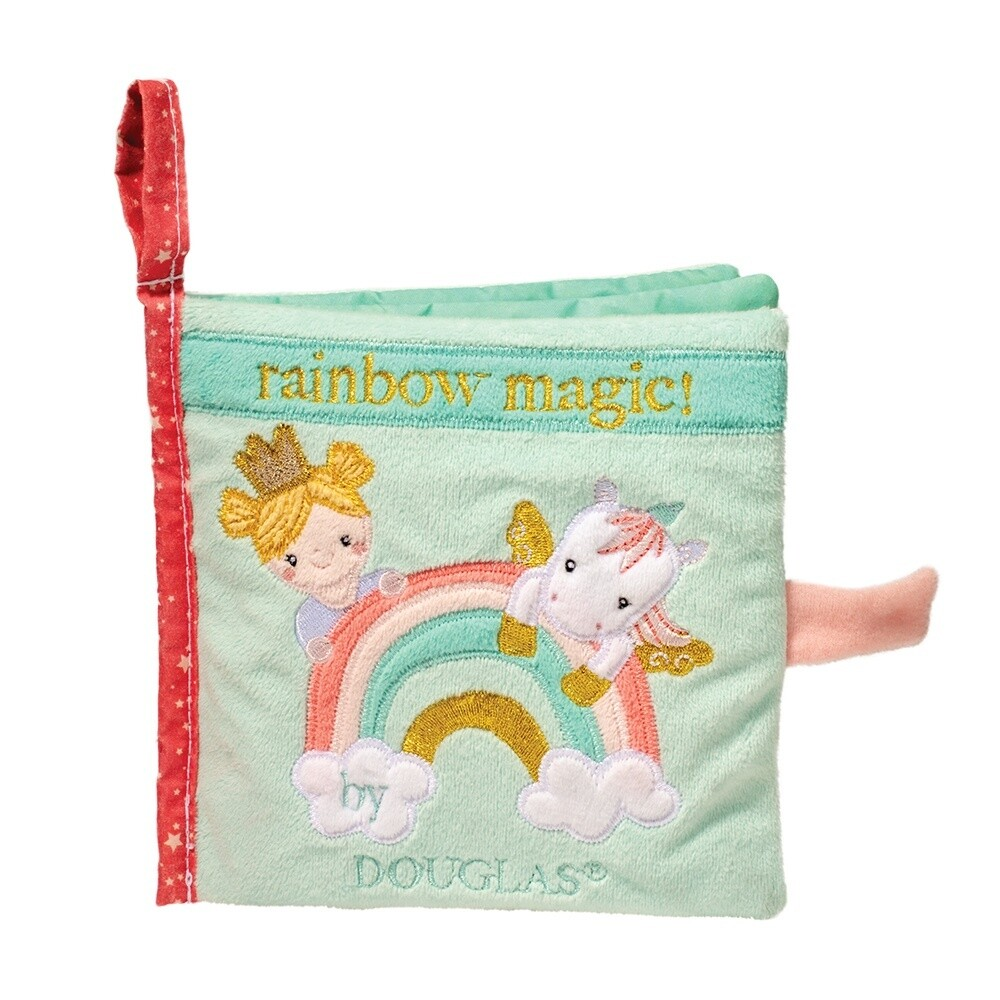 Cloth Activity Book - Rainbow Magic Princess and Unicorn
