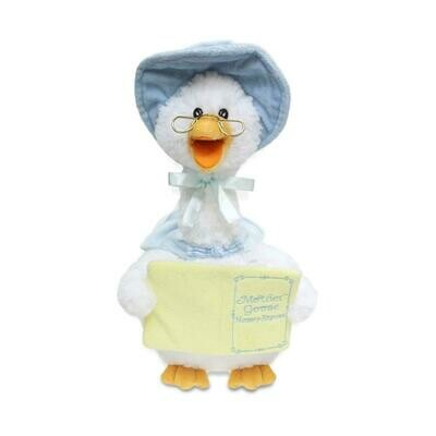 Mother Goose - Blue - Recites Nursery Rhymes and Moves