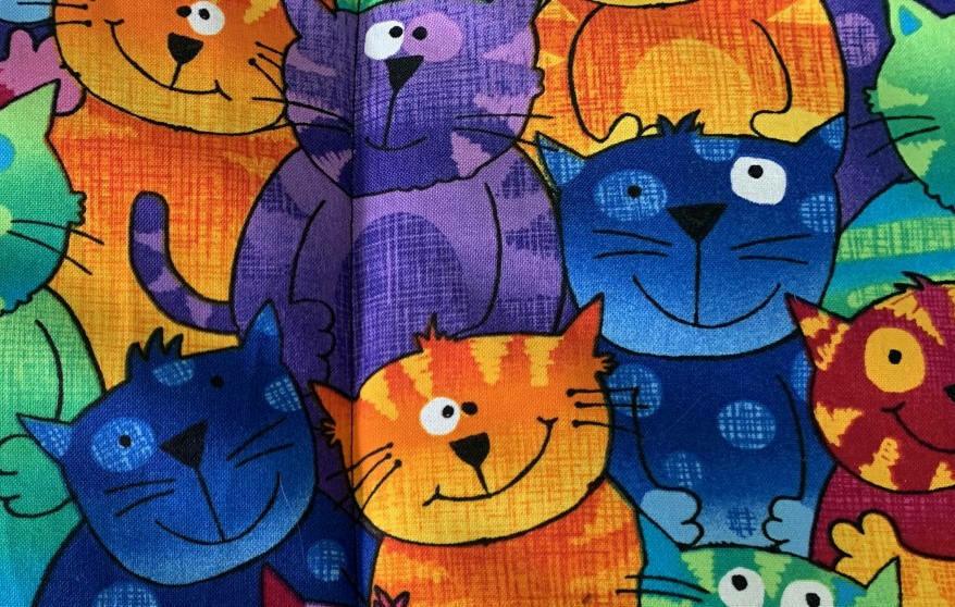 Mat Nip - Happy Cats - Catnip infused Kitty play mat