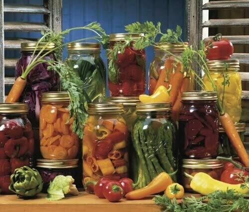 Canned Veggies - 500 Piece Springbok Puzzle