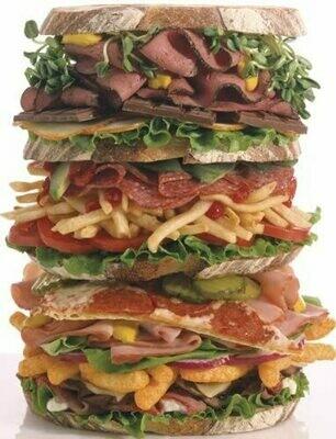 Snack Stack - 500 Piece Springbok Puzzle