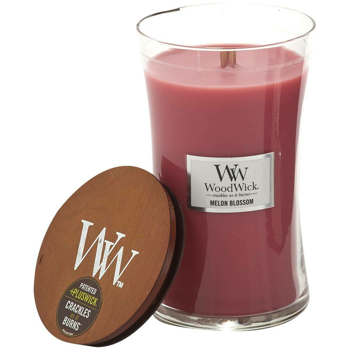 Melon Blossom - Large - WoodWick Candle