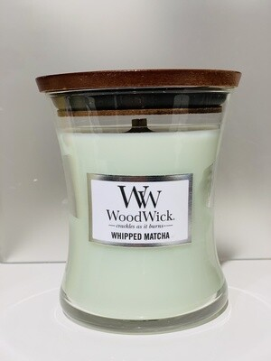Whipped Matcha - Medium - WoodWick Candle