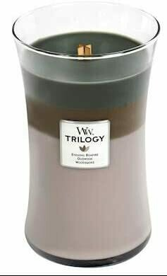 Cozy Cabin - Large Trilogy - WoodWick Candle