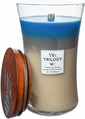 Nautical Escape - Large Trilogy - WoodWick Candle