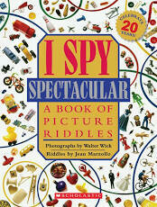 I Spy Spectacular - Hardcover Book - Walter Wick and Jean Marzollo