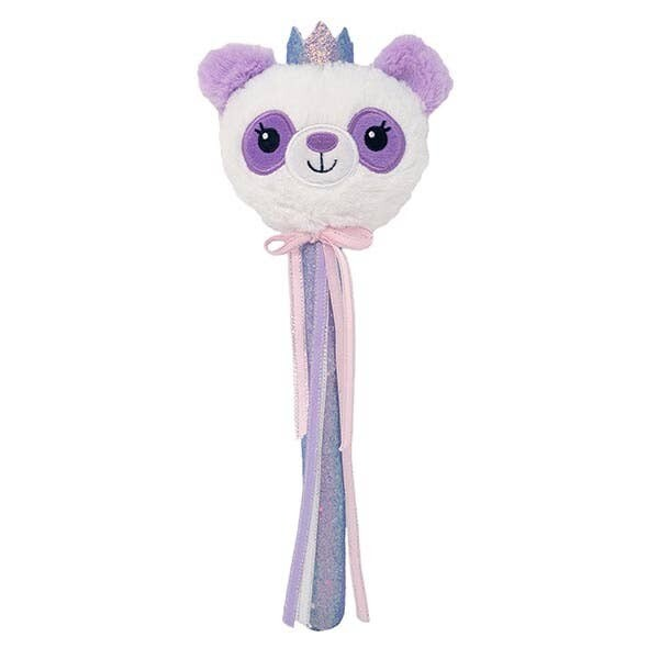 Enchanted Wand - Trix Panda - wave me and I make magical sounds - Cuddlebarn