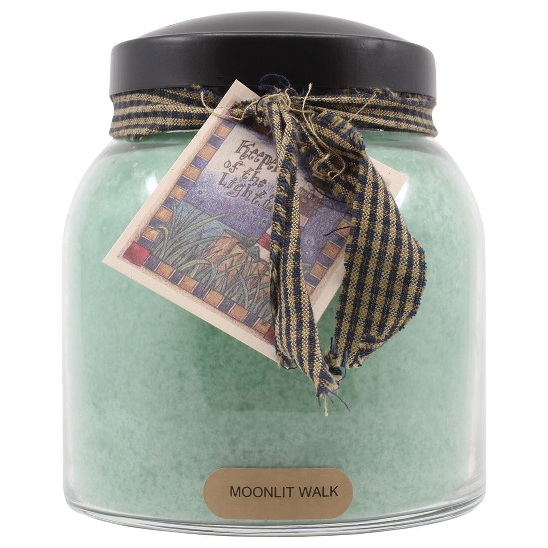 Moonlit Walk - Papa Jar - 34 oz - Double Wick - Keepers of the Light Candle