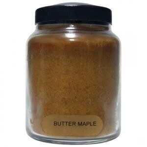 Butter Maple - Baby Jar - 6 oz - Keepers of the Light Candle