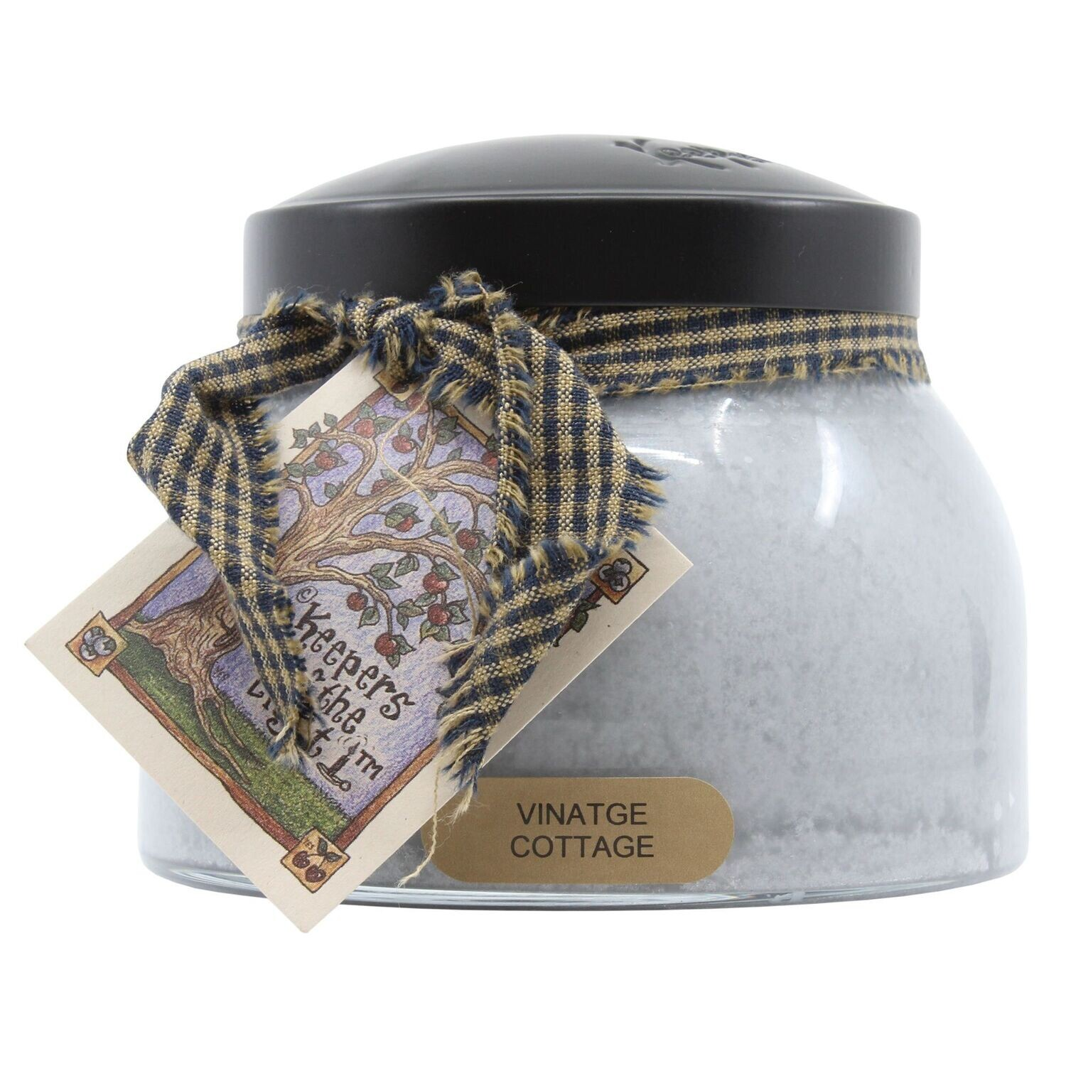 Vintage Cottage - Mama Jar - 22 oz - Double Wick - Keepers of the Light Candle