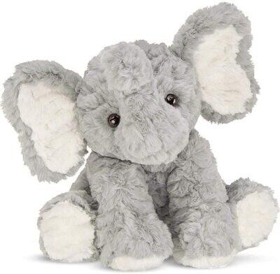 Dinky - Elephant - 9.5 inches - Bearington Plush