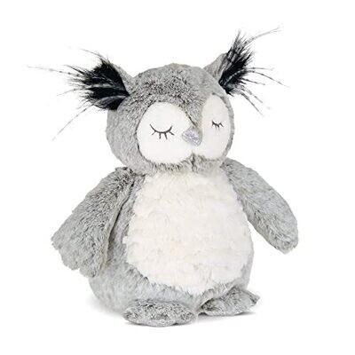 Owliver - Owl - 9.5 inches - Bearington Plush