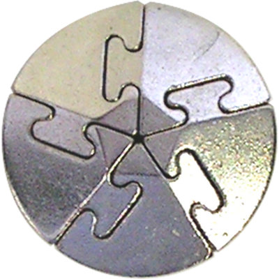 Spiral Puzzle - Cast - Level 5