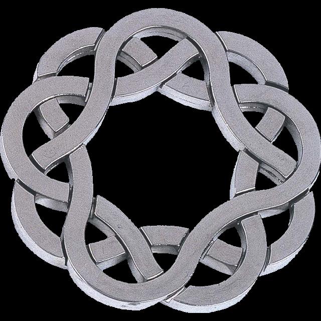 Coaster Puzzle - Cast - Level 4