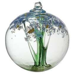 "3"" Blossom Friendship Ball - Friendship - Canadian Blown Glass"