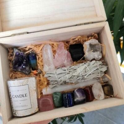 Crystal Healing Kits - Healing Home & Heart