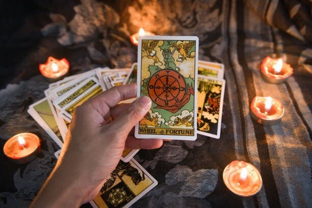 Tarot Reading With Camille