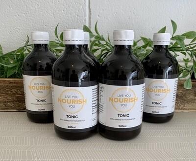Nourish Tonic - With Marine Phytoplankton ( 6 Month Supply)