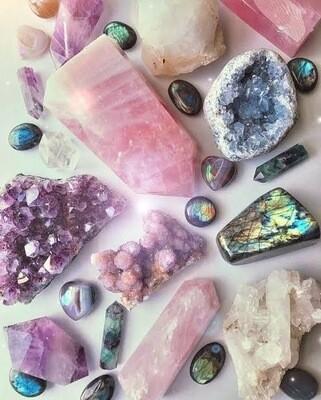 Crystal Workshop -incorporating Chakras