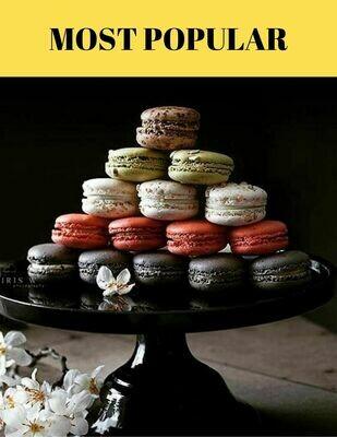 15 Gourmet Savoury macarons