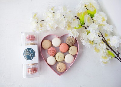 Frontliners Special - Box of 5 Assorted Gourmet Macarons
