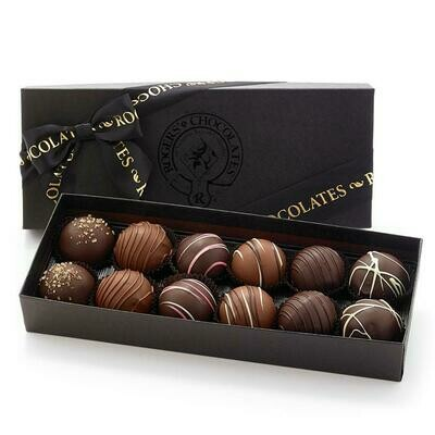 Dessert Flavored Assorted Grand-sized Truffles