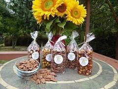 San Juan Island Made Roasted Sweet & Savory Nuts