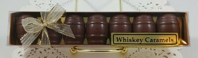 Jameson Whiskey Flavored Caramels in Milk Chocolate Gift Box