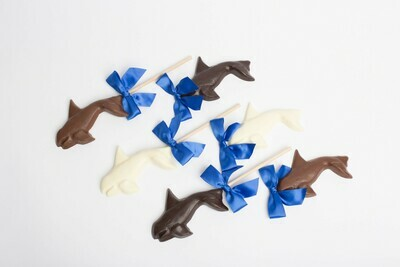 Chocolate Orca Whales