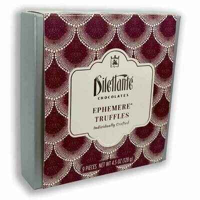 9pc Gift Box Epheremere Truffles