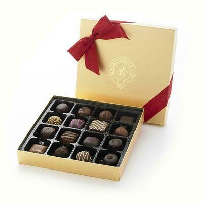 Roger's Chocolates Seasonal 16pc Assortment Milk & Dark Chocolates