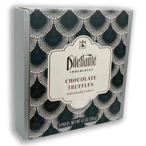 Dilettante's Assorted Truffles in Milk, Dark & White Chocolate