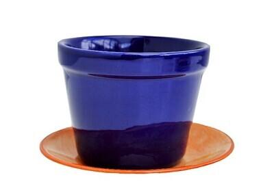 2 materas monocolor con platos - Carmen de Viboral