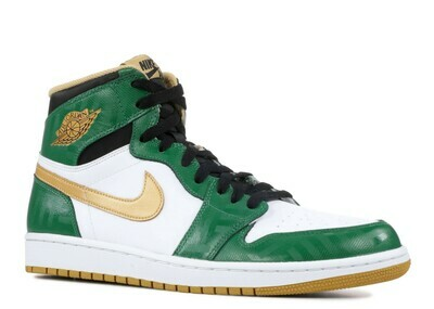 Jordan 1 Retro High Celtics 'SVSM'