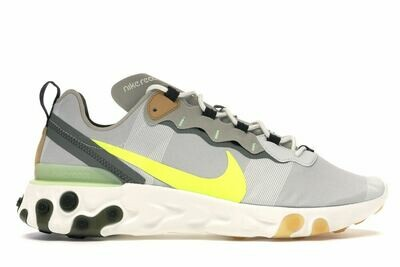 Nike React Element 55 Spruce Volt