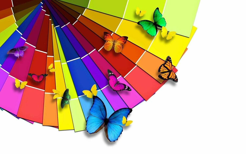 Полноцветная печать объявлений
