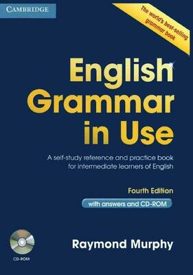 English Grammar in Use синий