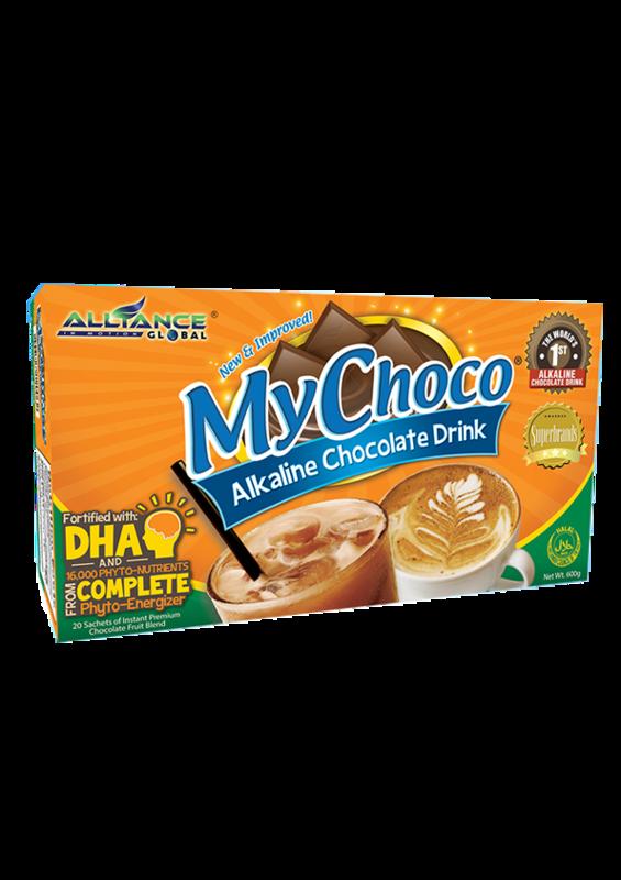 My Choco — Best Drink for Kids