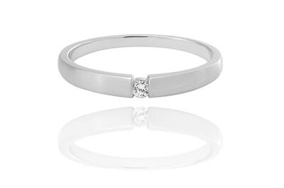 Alice - gyémánt eljegyzési gyűrű
