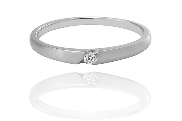 Erina - gyémánt eljegyzési gyűrű