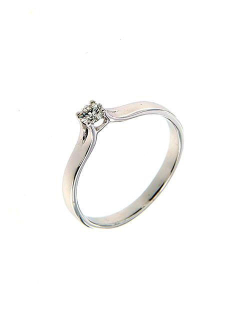 Persephoné - gyémánt eljegyzési gyűrű