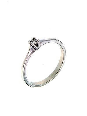 Barcelone - gyémánt eljegyzési gyűrű