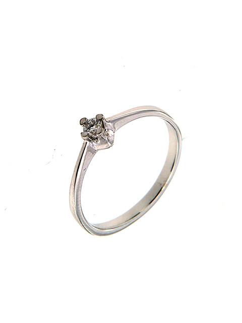Ivette - gyémánt eljegyzési gyűrű