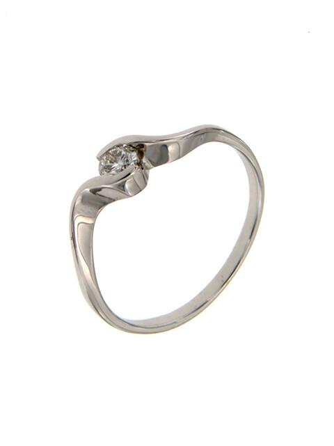 Morgan - gyémánt eljegyzési gyűrű